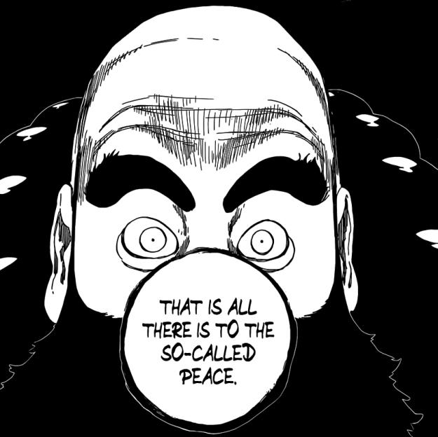 Ichibei has hope for Ichigo
