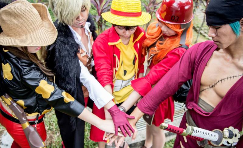 One Piece Film Z Cosplay by jlrave