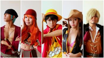 Strawhat Pirates Film Z by jlrave
