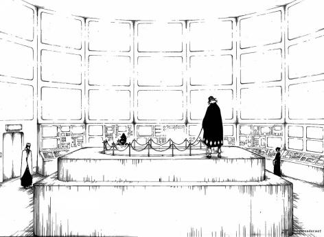 Urahara's Hidden Room