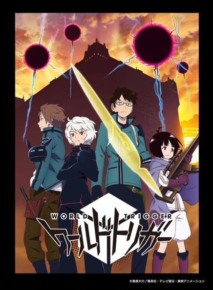 Watch World Trigger(Anime)