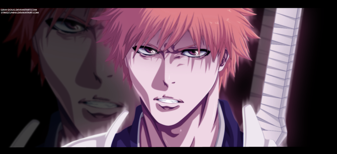Bleach 613 Ichigo by gray-dous