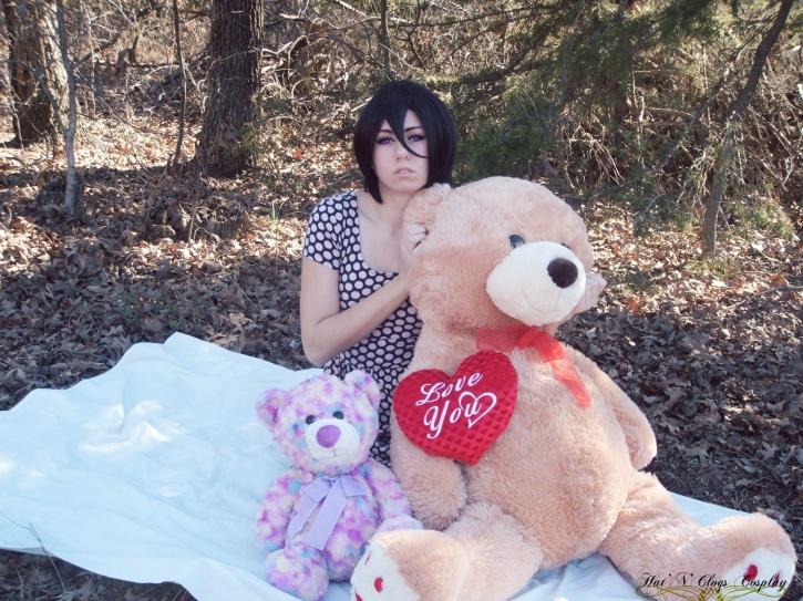 Bleach Cosplay Kuchiku Rukia by HatnClogsProductions