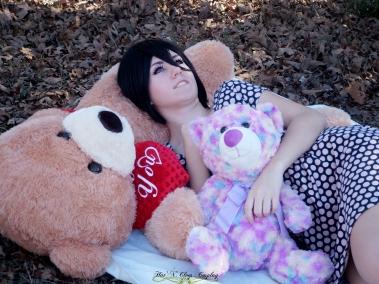 Cosplay Valentines Day Rukia Kuchiki by HatnClogsProductions