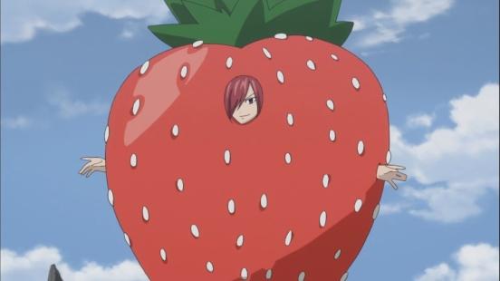 Erza's Strawberry Armor