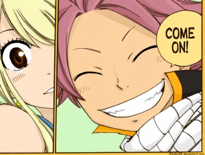 Fairy Tail 419 Come On by meiden98