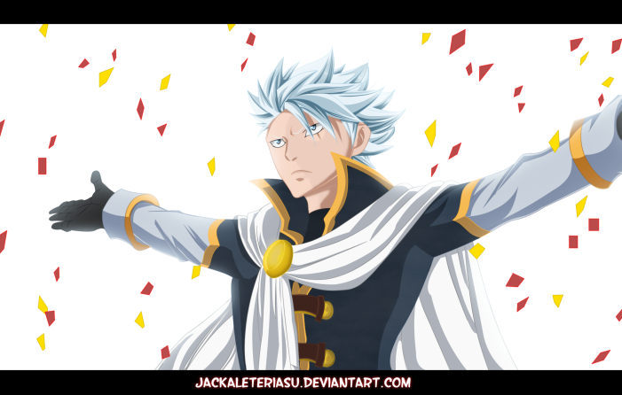 Fairy Tail 420 Lyon Vastia by Jackaleteriasu