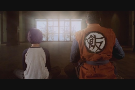 Dragon Ball Z: Light of Hope Live-Action Fan Video