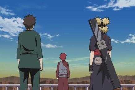 Chunin Exam Round Two! Demon Desert – Naruto Shippuden398
