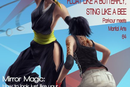 Sui-Feng vs Faith – Bleach and Mirrors Edge