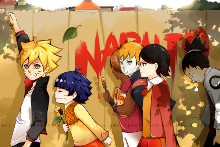 The Next Generation – Naruto