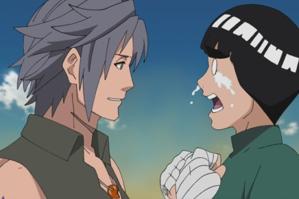 Taijutsu User! Shira and Rock Lee – Naruto Shippuden 400