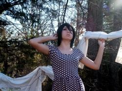 Rukia Kuchiki Valentines Day Cosplay by HatnClogsProductions