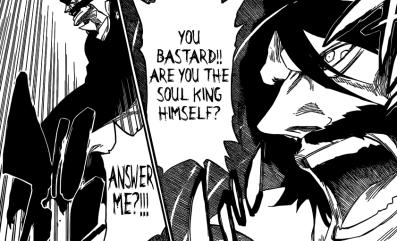 Yhwach angry at Mimihagi