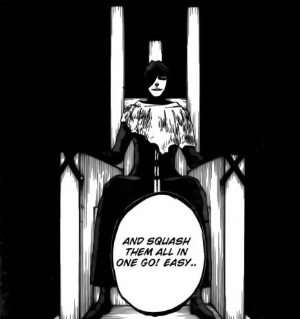 Soul King's Power! Sosuke Aizen Appears – Bleach621