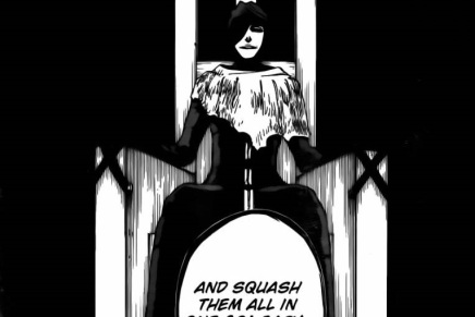 Soul King's Power! Sosuke Aizen Appears – Bleach 621