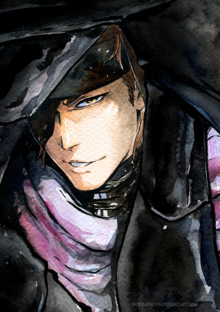 Aizen Sosuke Return of the God by Sideburn004