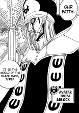 Avatar Priest Arlock to bring back Zeref