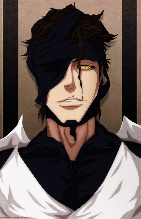 Bleach 617 Aizen Sosuke Appears by hichamgh90