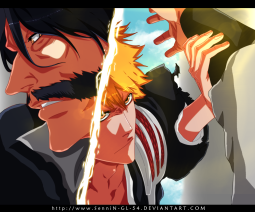Bleach 618 Ichigo vs Juha Bach by sennin-gl-54