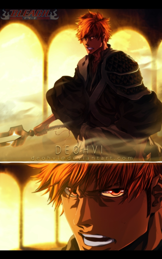 Bleach 618 Ichigo vs Yhwach by deohvi