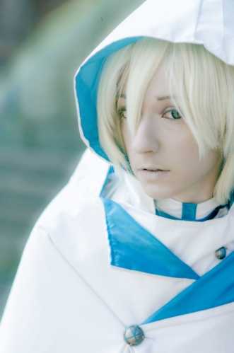 Cosplay Jugram Haschwalth Bleach by pink-rattie