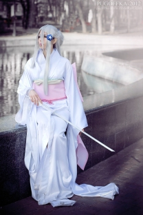 Cosplay Sode no Shirayuki by faiko2011
