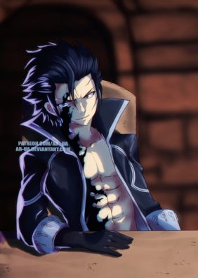 Fairy Tail 424 Evil Gray by AR-UA