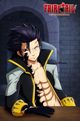 Fairy Tail 424 Gray of Avatar by bejitsu
