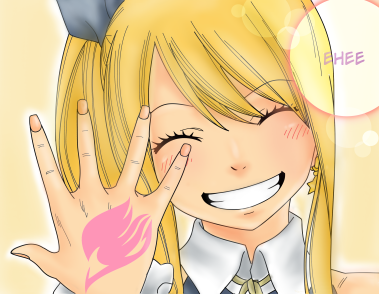Fairy Tail 425 Lucy by kmbmcrmy