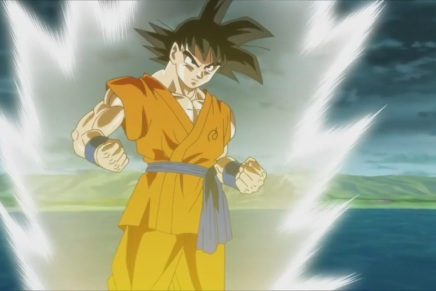 First Look at Goku Illustration from Dragon Ball Super Manga [Updated]
