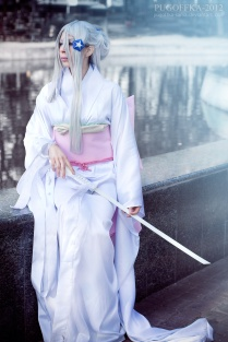 Sode no Shirayuki Cosplay by faiko2011