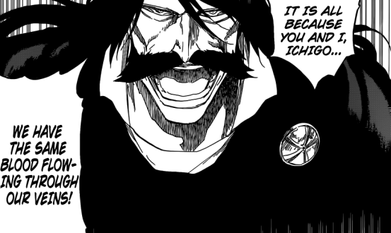 Yhwach and Ichigo are connected