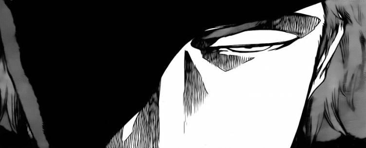 Aizen talks about Ichigo