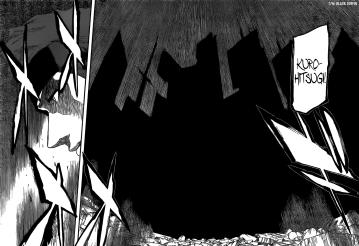 Aizen's Hado 90 Kurohitsugi