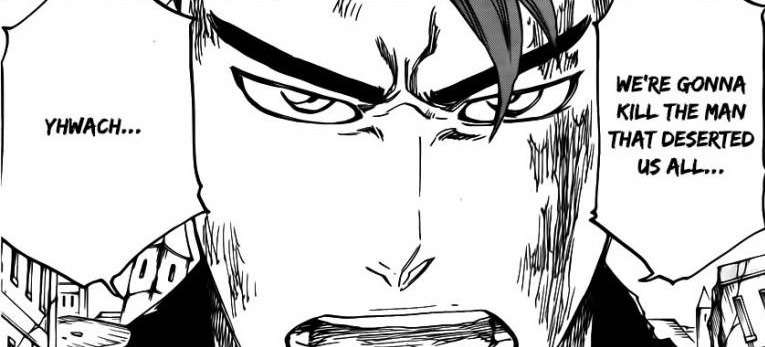 Bazz-B wants to kill Yhwach