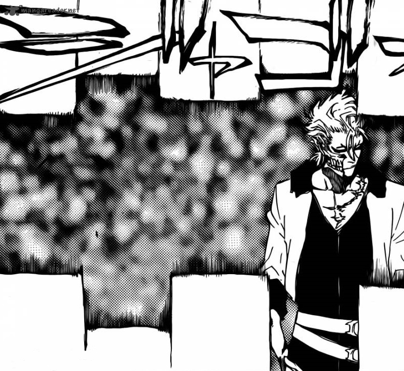 Grimmjow Jaegerjaquez is back!