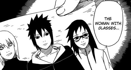 Is Karin the Real Mother of Sarada?