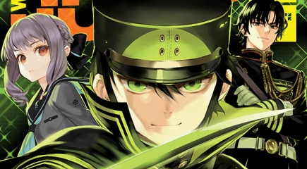 Watch Seraph of the End(Anime)