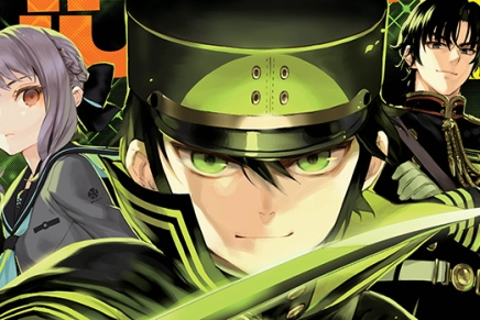 Watch Seraph of the End (Anime)