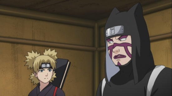Temari and Kankuro