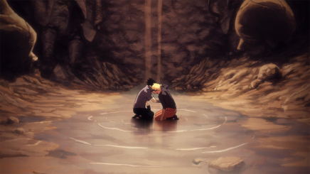 To The Last First – Naruto and Sasuke