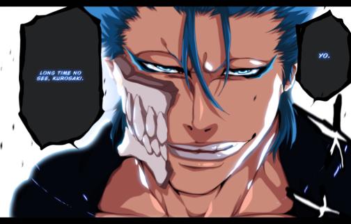 Bleach 626 Grimmjow Returns by espadazero