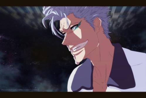 Bleach 626 Return of Grimmjow by aconst