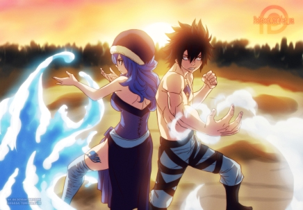Gray and Juvia! Briar Defeated – Fairy Tail 432