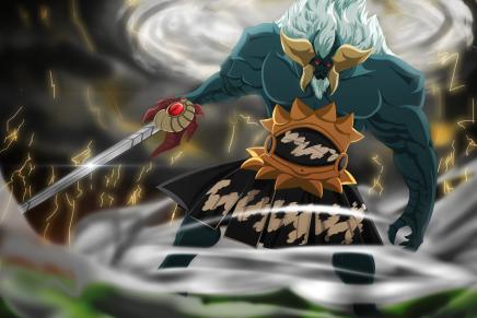 Ikusatsunagi Appears! Arlock Defeated – Fairy Tail433