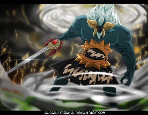 Fairy Tail 433 Ikatsunagi by jackaleteriasu