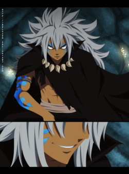 Fairy Tail 435 Human Acnologia by belucen