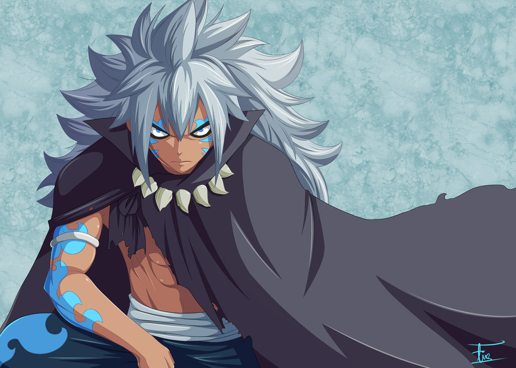 Has zeref killed acnologia daily anime art - Image manga fairy tail ...