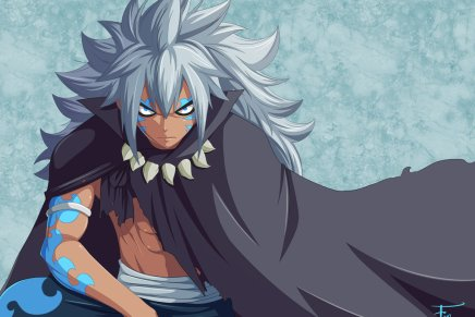 Zeref Dragneel! Acnologia's Human Form – Fairy Tail 436